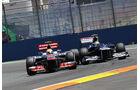 Lewis Hamilton GP Europa 2012