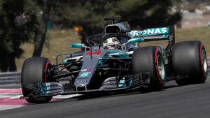 Lewis Hamilton - GP Frankreich 2018