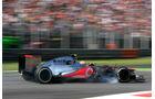 Lewis Hamilton GP Italien 2012 Monza