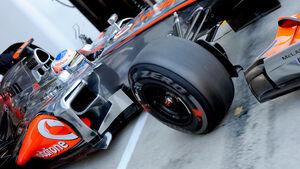 Lewis Hamilton GP Italien 2012