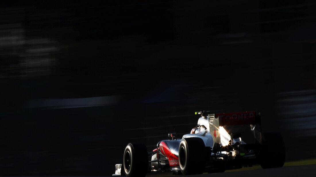 Lewis Hamilton GP Japan 2012