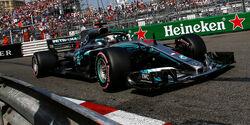 Lewis Hamilton - GP Monaco 2018
