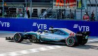 Lewis Hamilton - GP Russland 2018