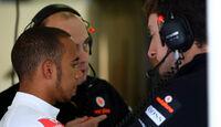 Lewis Hamilton GP Ungarn - Formel 1 - 29.7.2011