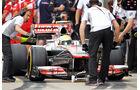 Lewis Hamilton - McLaren - Formel 1 - GP Kanada - 8. Juni 2012