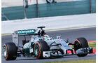 Lewis Hamilton - Mercedes - Formel 1 - GP England  - Silverstone - 4. Juli 2014