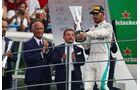 Lewis Hamilton - Mercedes - Formel 1 - GP Italien - 02. September 2018