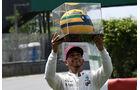 Lewis Hamilton - Mercedes - Formel 1 - GP Kanada - Montreal - 10. Juni 2017