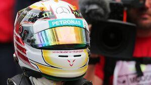 Lewis Hamilton - Mercedes  - Formel 1 - GP Monaco - 25. Mai 2014