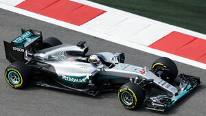 Lewis Hamilton - Mercedes - Formel 1 - GP Russland - 29. April 2016