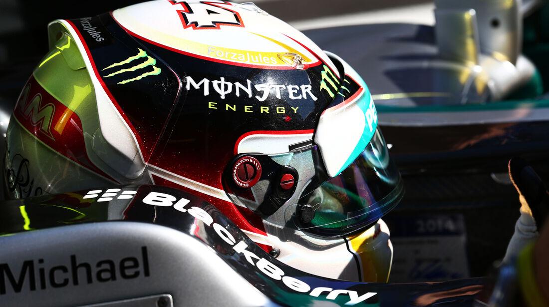 Lewis Hamilton - Mercedes - Formel 1 - GP Russland - Sochi - 10. Oktober 2014