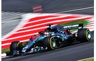 Lewis Hamilton - Mercedes - Formel 1 - GP Spanien - Barcelona - 11. Mai 2018