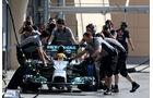Lewis Hamilton - Mercedes - Formel 1 - Test - Bahrain - 28. Februar 2014