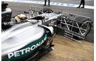 Lewis Hamilton - Mercedes - Formel 1 - Test - Barcelona - 2. März 2016