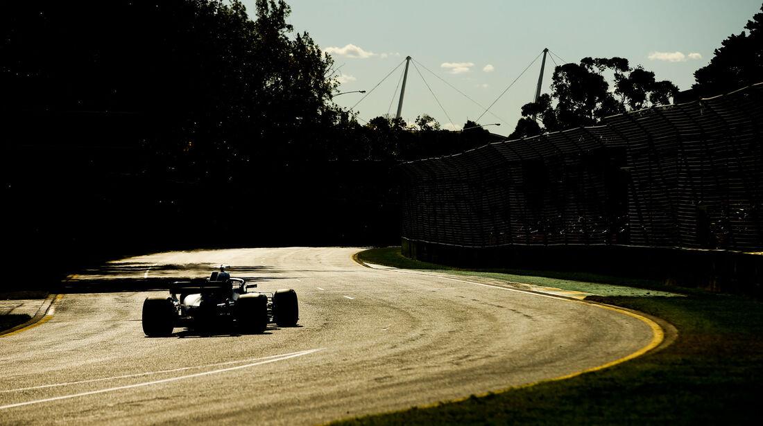 Lewis Hamilton - Mercedes - GP Australien 2018