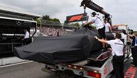 Lewis Hamilton - Mercedes - GP Deutschland 2018 - Hockenheim - Qualifying - Formel 1 - Samstag - 21.7.2018