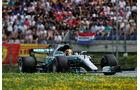 Lewis Hamilton - Mercedes - GP Österreich 2017 - Spielberg - Qualifying
