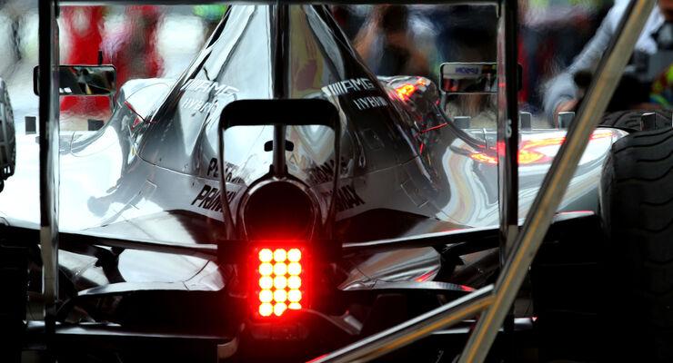 Lewis Hamilton - Mercedes - GP Russland - Sochi - Freitag - 9.10.2015