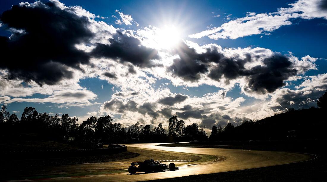 Lewis Hamilton - Mercedes - GP Spanien 2018