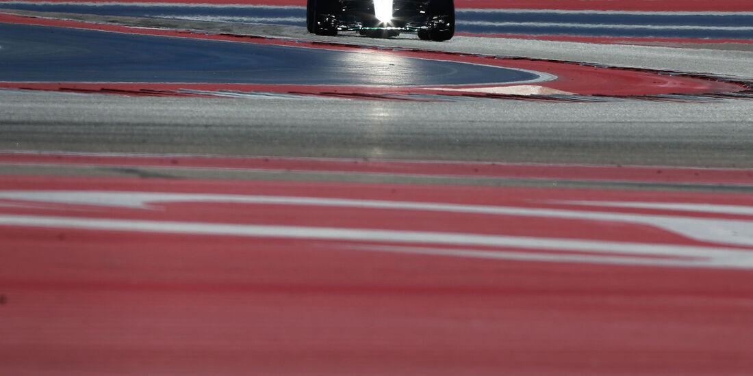 Lewis Hamilton - Mercedes - GP USA 2016