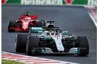 Lewis Hamilton - Mercedes - GP Ungarn - Budapest - Formel 1 - Freitag - 27.7.2018