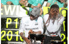 Lewis Hamilton & Venus Williams - GP USA 2016