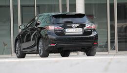 Lexus CT 200h Hybrid Drive, Heck