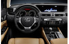 Lexus GS 350 2012, Innenraum