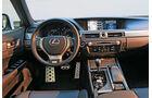 Lexus GS, Cockpit