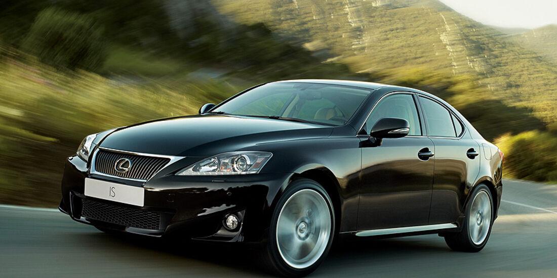 Lexus IS (2011)