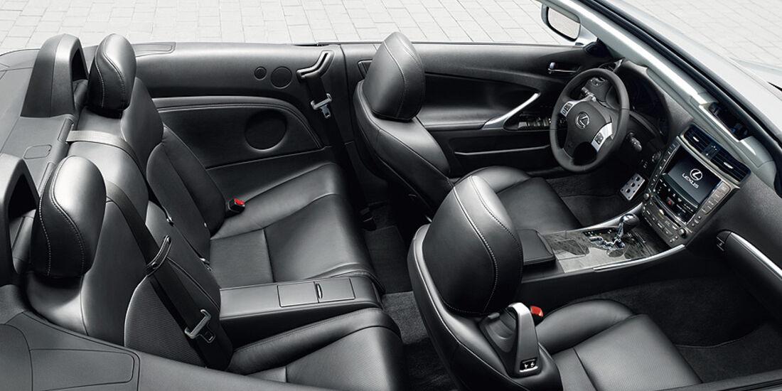 Lexus IS 250 C Cabrio Modelljahr 2011