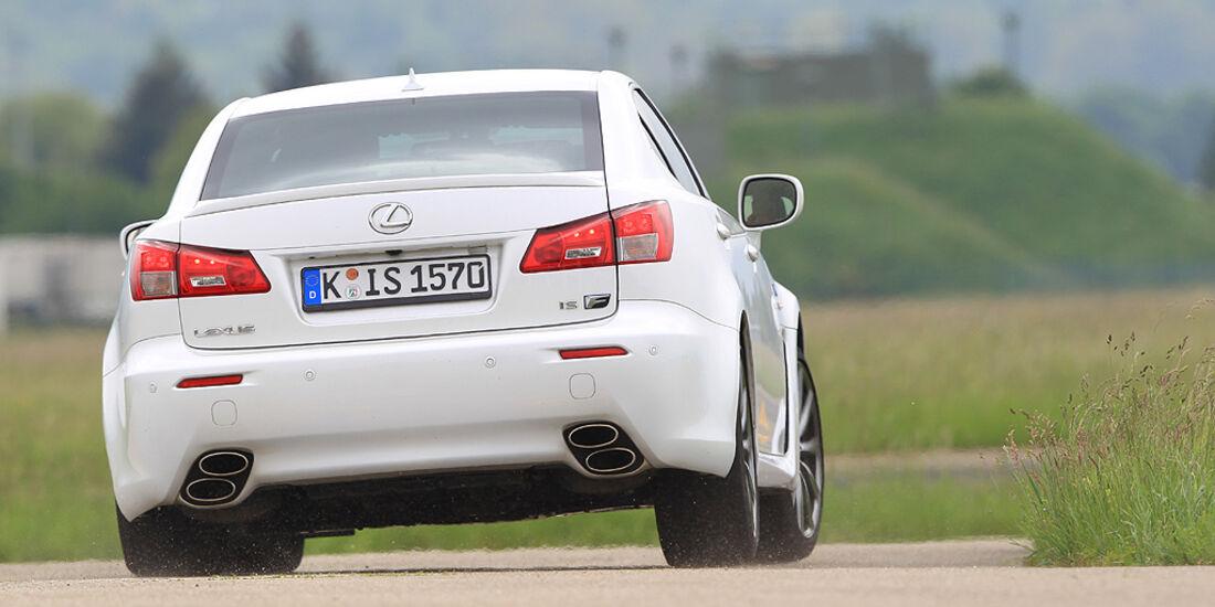 Lexus IS-F, Sportwagen