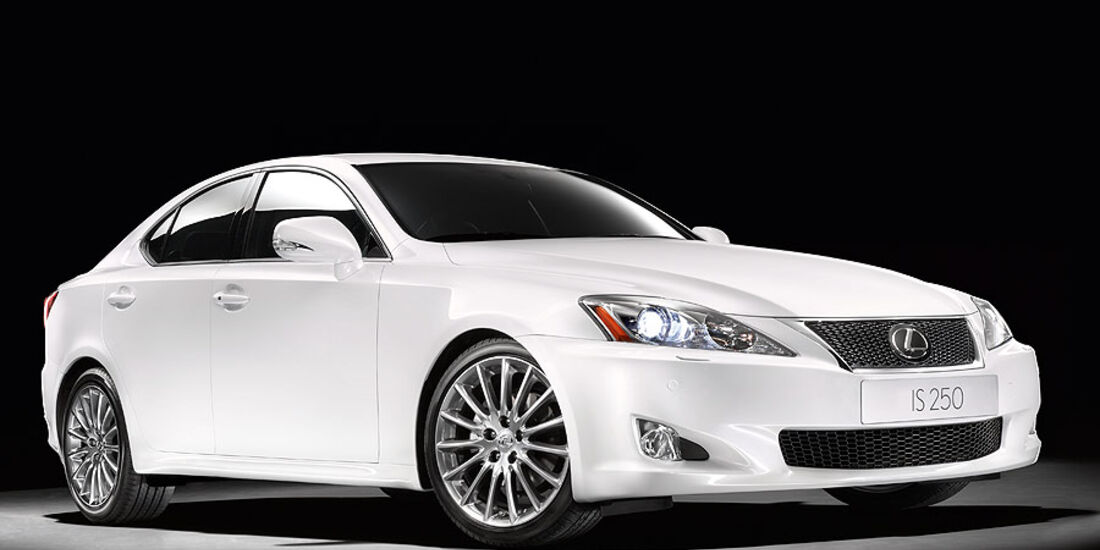 Lexus IS Modelljahr 2010