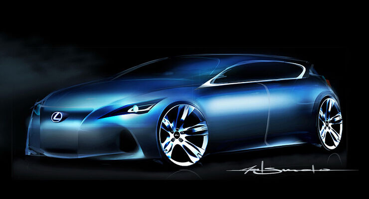 Lexus Kompaktstudie