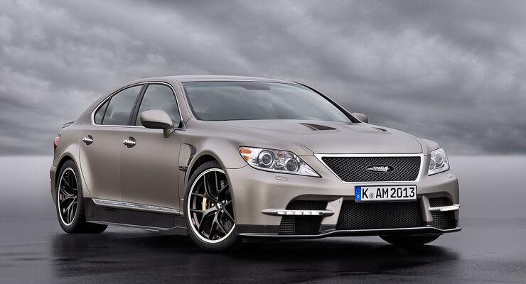 Lexus LS TMG Sports 650