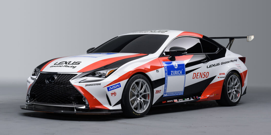 Lexus RC - Gazoo Racing - 2016