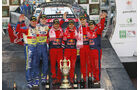 Loeb Citroen Sieger WRC Rallye GB 2008