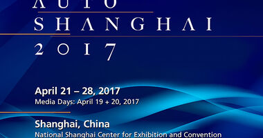 Logo Shanghai Autoshow 2017