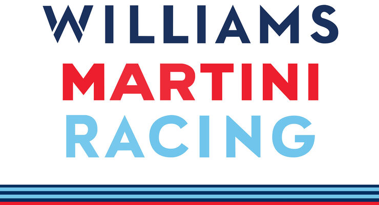 Logo Williams Martini Racing