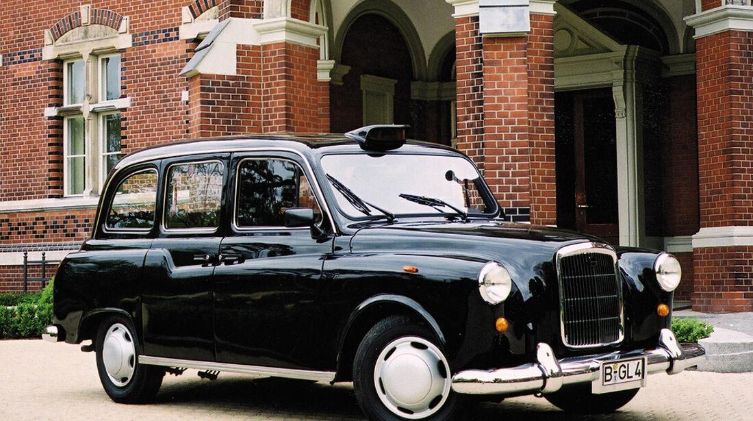 London-Taxi Lti Faiway: Keinohrhasen (D 2007)