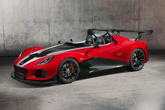 Lotus 3-Eleven 430 (2018) - Sportwagen