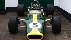 Lotus 49 - Chassis R2 - Rennwagen - Classic Team Lotus