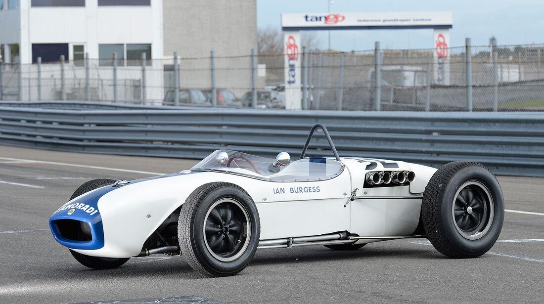 Lotus-Climax Type 18 Formula 1/ Intercontinental Formula Racing Single-Seater