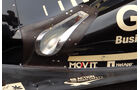 Lotus E20 Auspuff Technik 2012