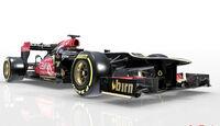 Lotus E21 - Formel 1-Technik