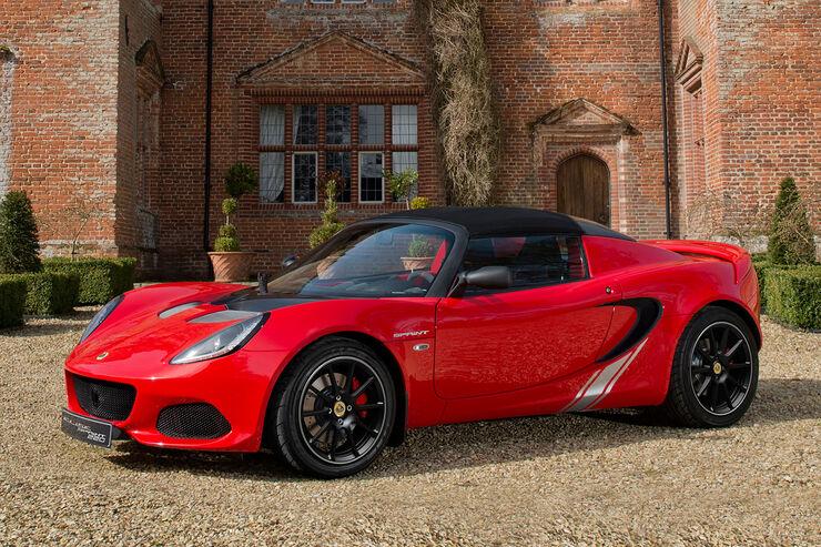Lotus Elise Sprint 220