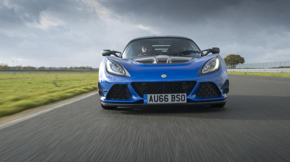 Lotus Exige Sport 380, Fahrbericht, 11/2016