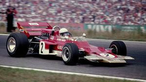 Lotus-Ford 72 1970