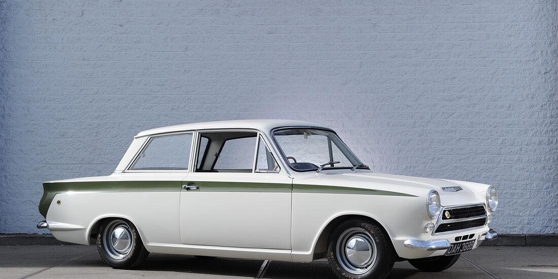 Lotus-Ford Consul Cortina Mk I