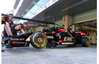 Lotus - Formel 1 - GP Abu Dhabi - 20. November 2014
